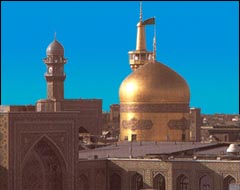 Mashhad, travel to Iran